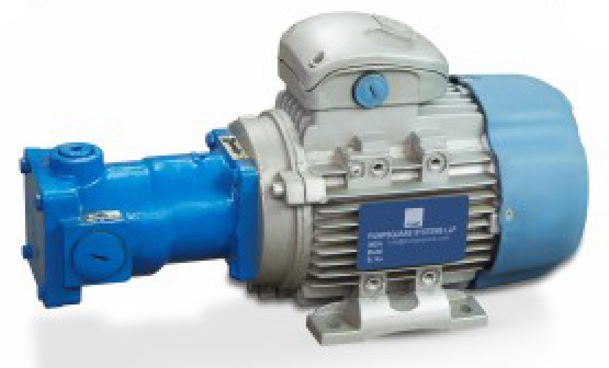 Trochoidal Gear Pumps / Internal Lobe Pumps / Monoblock Gear Pumps (IL-2X)